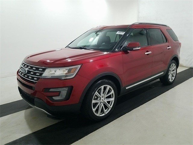 Pre Owned 2017 Ford Explorer Limited