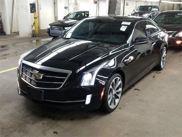 2015 Cadillac Ats Coupe 2 0l Turbo Performance 2dr Car Near