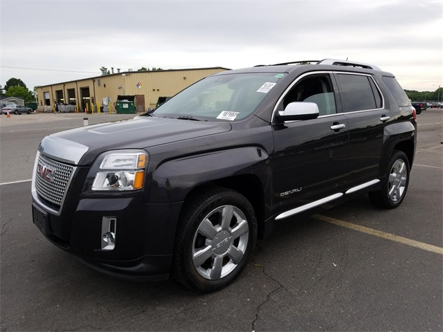 owned pre va gmc denali in terrain danville vehicles