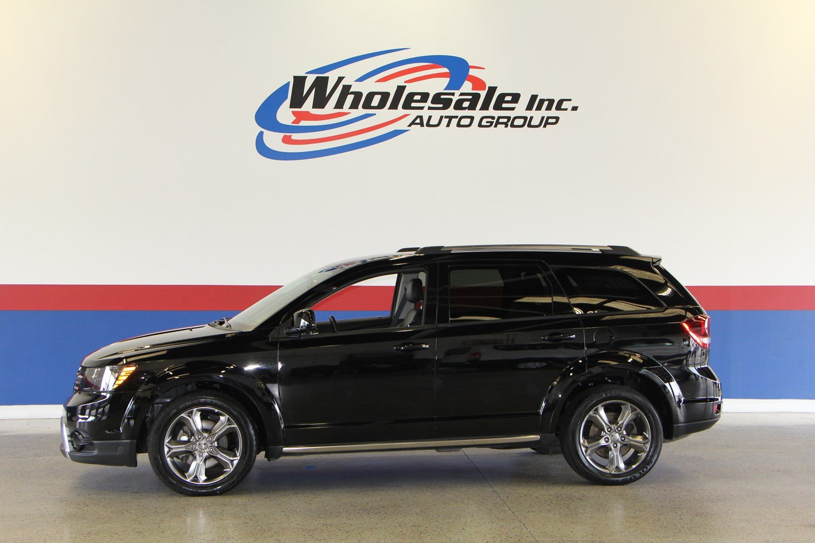2017 Dodge Journey Crossroad Plus Sport Utility Near Nashville