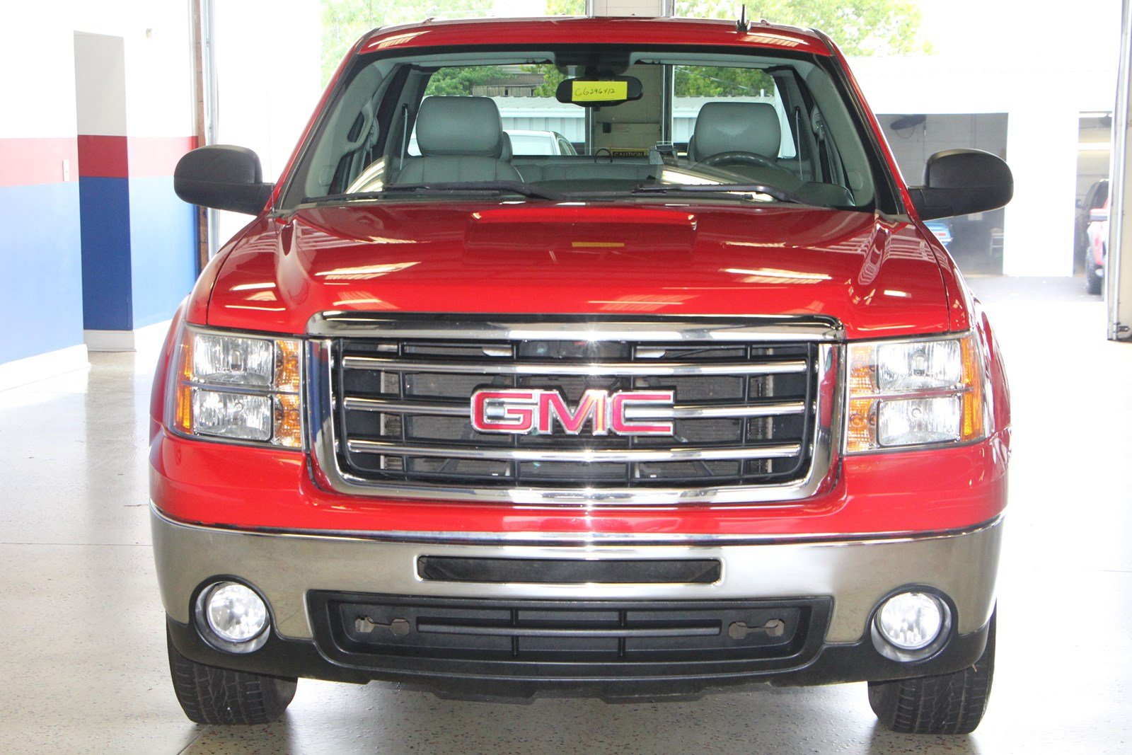 2012 Gmc Sierra 1500 Sle Crew Cab Pickup Near Nashville Cg296412 Wiring Harness 2007 2013 Plug And Play Fog Light Pre Owned