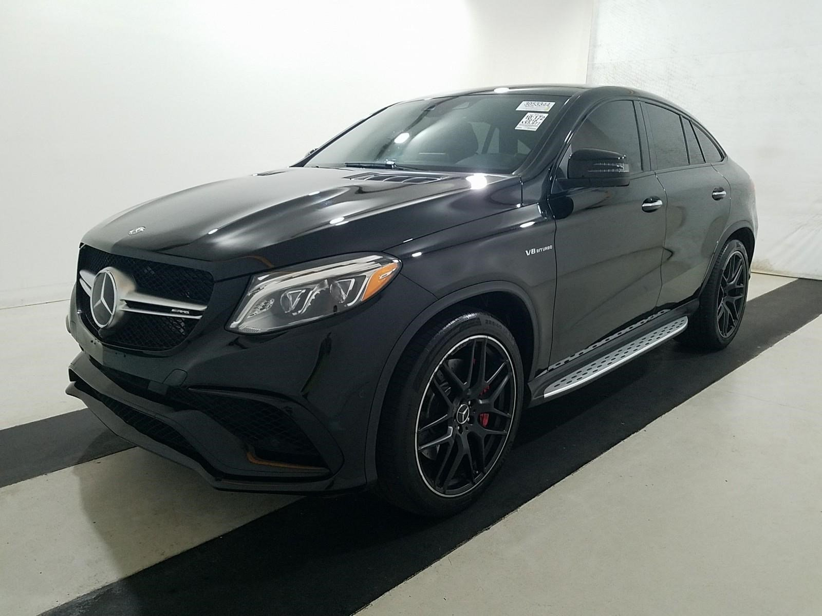 Pre-Owned 2018 Mercedes-Benz GLE GLE 63 AMG®