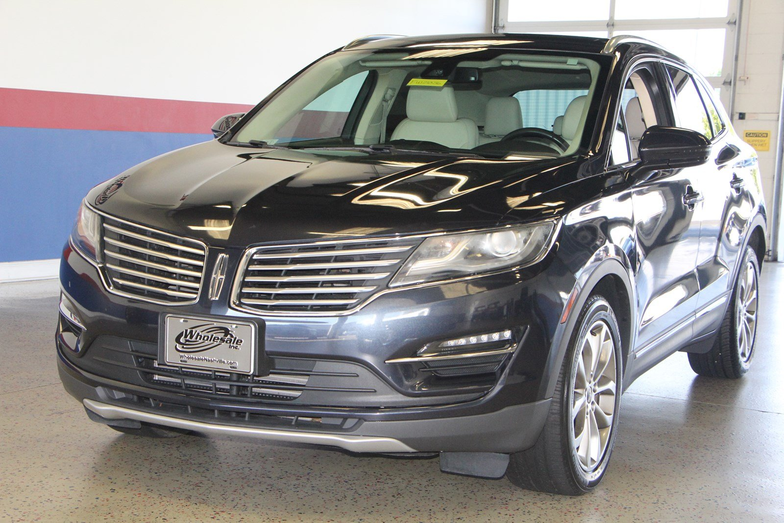 2015 Lincoln Mkc Select Sport Utility Near Nashville Fuj21036 2007 Mkx Fuel Filter Pre Owned