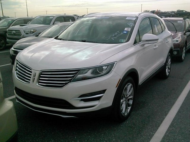 2017 Lincoln Mkc Select >> 2017 Lincoln Mkc Select Mtjuliet