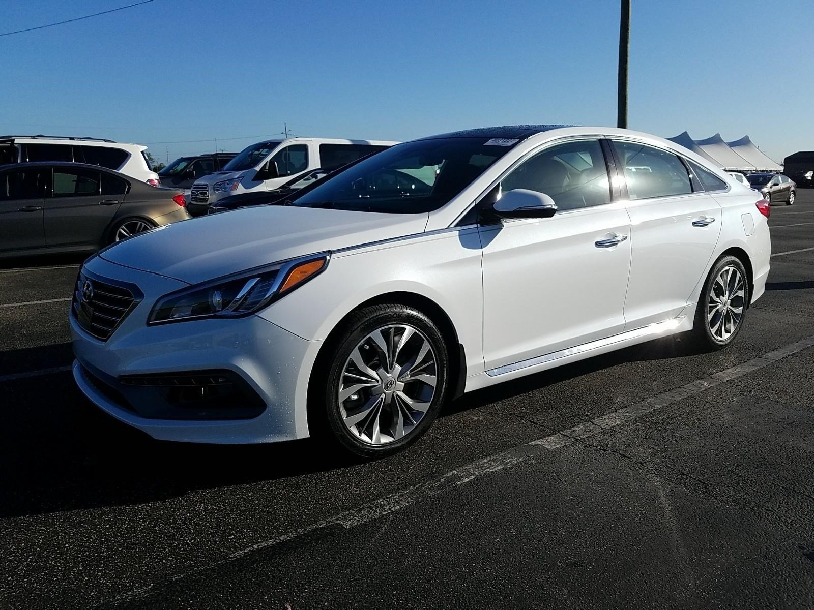 2015 Hyundai Sonata Limited 2 0T 4dr Car near Nashville FH