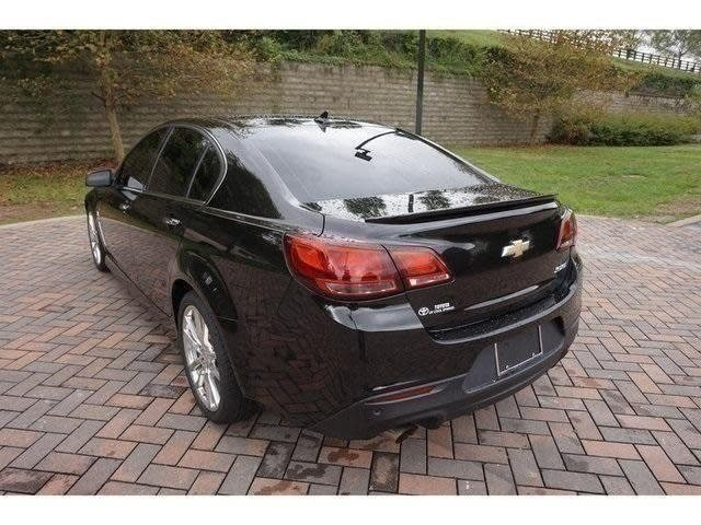 Pre Owned 2014 Chevrolet SS Base