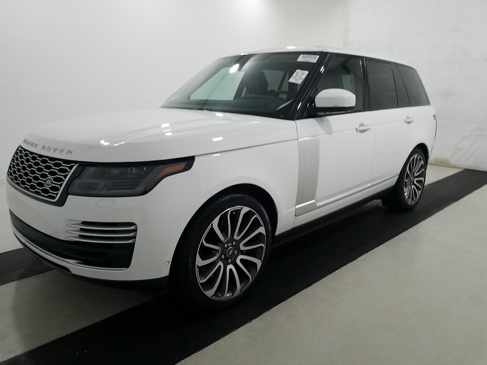 Pre Owned 2019 Land Rover Range Rover 5 0L V8 Supercharged Autobiography