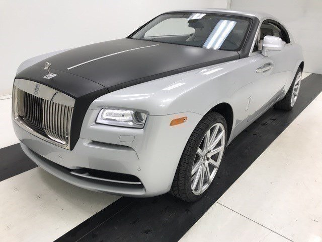 Pre-Owned 2015 Rolls-Royce Wraith Base