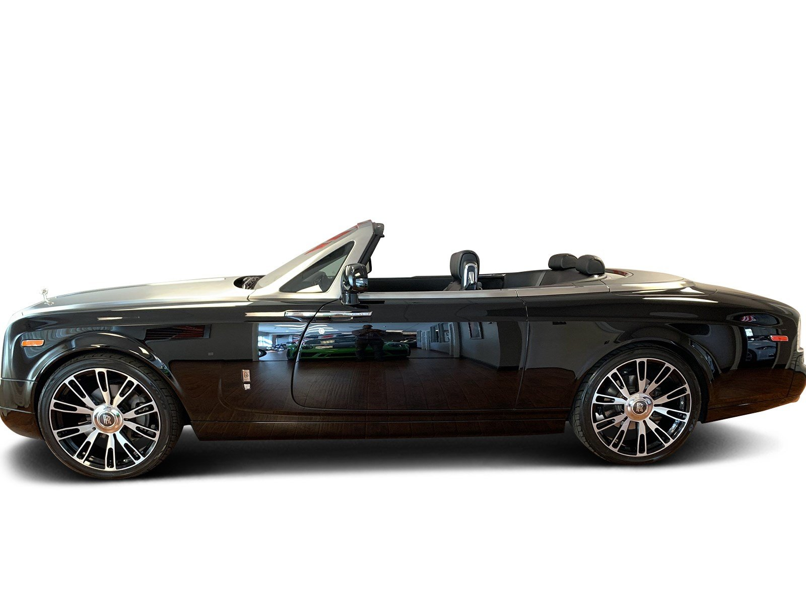 Pre-Owned 2011 Rolls-Royce Phantom Coupe Drophead