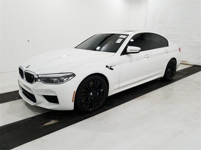 Pre-Owned 2019 BMW M5 Base