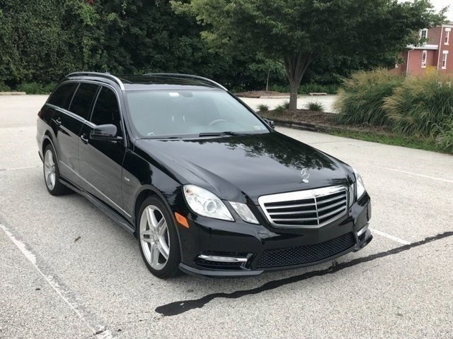 Pre Owned 2012 Mercedes Benz E Class E 350