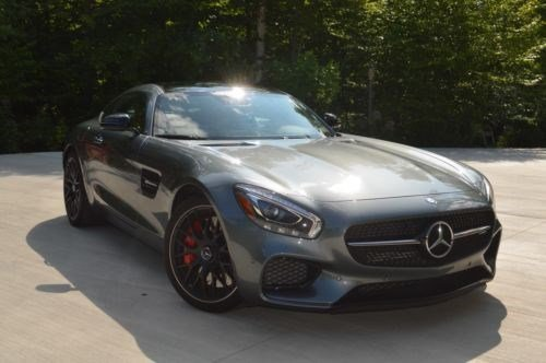 2016 Mercedes-Benz AMG® GT S 2dr Car near Nashville #GA007549 ...