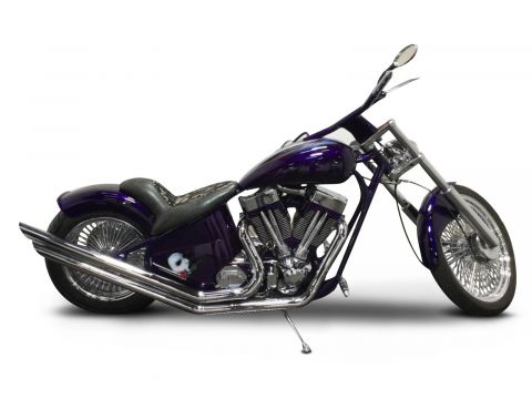 Pre-Owned 1991 HARLEY-DAVIDSON PHANTOM CUSTOM R