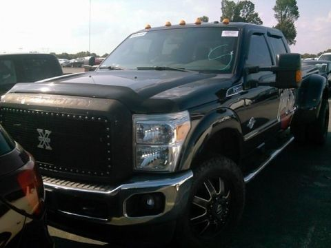 Pre-Owned 2015 Ford Super Duty F-350 DRW Lariat