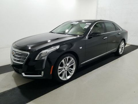 Pre-Owned 2018 Cadillac CT6 3.0L Twin Turbo Platinum