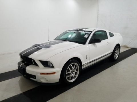 Pre-Owned 2008 Ford Mustang Shelby GT500