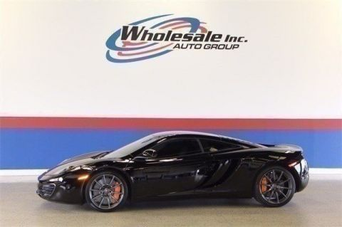Pre-Owned 2013 McLaren MP4-12C Base