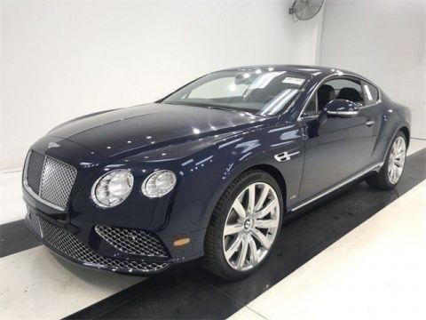 Pre-Owned 2016 Bentley Continental GT
