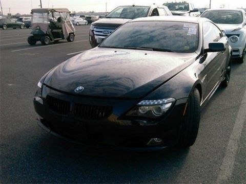 Pre-Owned 2008 BMW 6 Series 650i