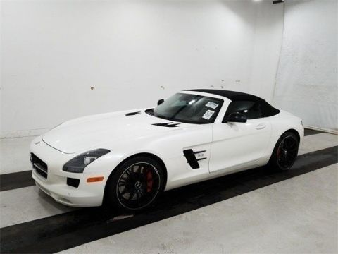 Pre-Owned 2013 Mercedes-Benz SLS AMG® GT GT