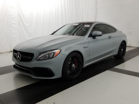 Pre-Owned 2017 Mercedes-Benz C-Class C 63 S AMG®