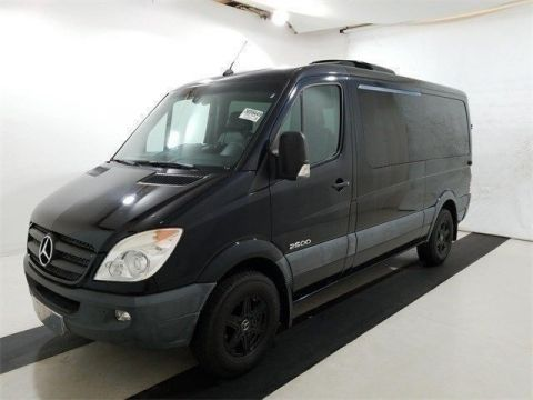 Pre-Owned 2009 Dodge Sprinter Wagon Passenger