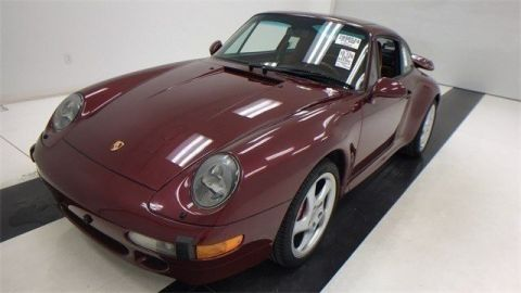 Pre-Owned 1997 Porsche 911 Carrera Turbo